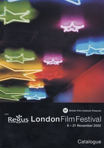 Poster from the 46th London Film Festival - 2002