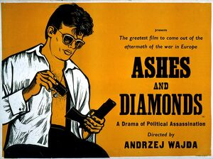 Academy Poster for Andrzej Wajda's Ashes and Diamonds (1958)