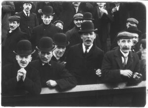 Dewsbury vs Manningham Supporters, 1901