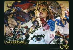 Film Poster for Joe Massot's Wonderwall (1968)