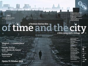 Film Poster for Terence Davies' Of Time And The City (2008)