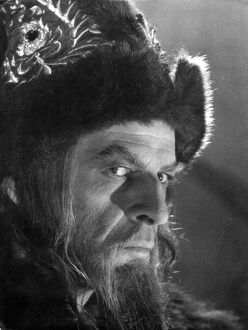 Nikolai Cherkasov in Sergei M Eisenstein's Ivan The Terrible